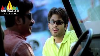 Bunny Movie Allu Arjun Raghubabu Comedy | Allu Arjun, Gouri Mumjal | Sri Balaji Video