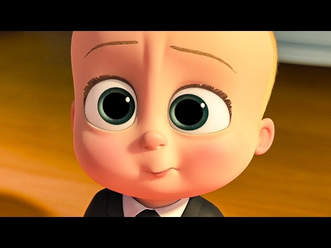 THE BOSS BABY All Trailer Movie Clips 2017