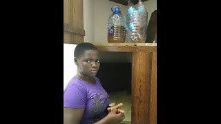 Kenyan Maid Caught Using Urine To Cook For her Boss' Family