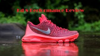 Nike Kd 8 Performance Review