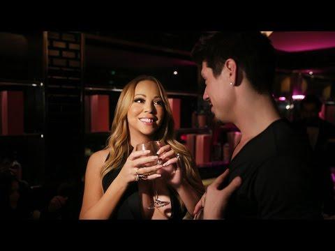 'Mariah's World': Mariah Carey Gives Bryan Tanaka a Sexy Lap Dance