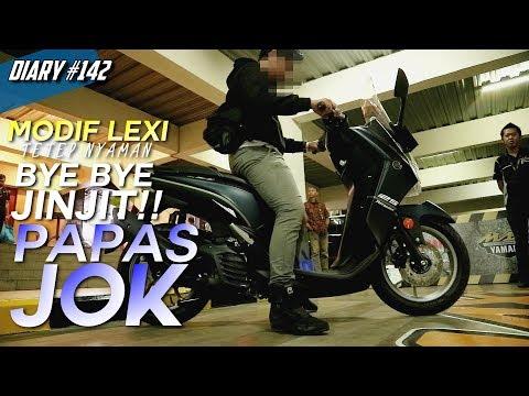 Xxx Mp4 Modif Pendekin Yamaha LEXI Buat Harian Makin Keren Tidak Jinjit Lagi Papas Jok Lexi Diary 142 3gp Sex