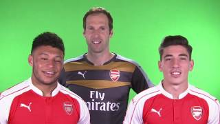 Czech Republic contest bloopers | Arsenal | Emirates Airline