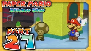 Paper Mario: Sticker Star - Part 27: White-Out Valley