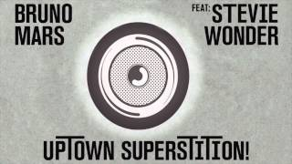 Uptown Funk Vs. Superstition - Uptown Superstition (Mashup)