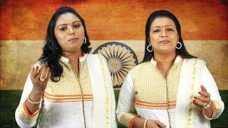 First ever Vande Mataram acapella by Preetha & Soumya