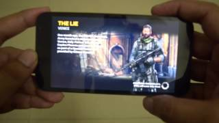 Intex Cloud 4G Star Gaming review and Benchmarking results