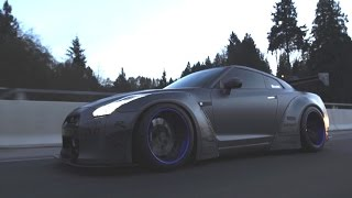 LB-Performance Nissan GTR w/ Armytrix Exhaust Epic Sounds