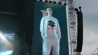 Justin Bieber - Mark My Words at Pinkpop