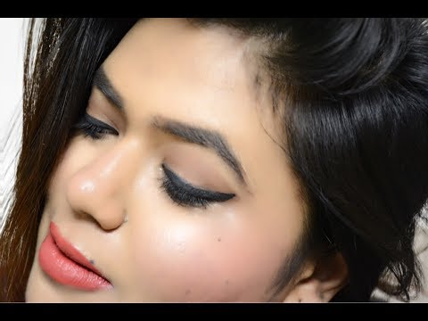 My First Video - Office Make-Up Look.| Shreya Chakravarty