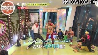 Lee Kwangsoo Dance Moves