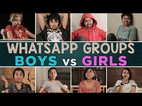Xxx Mp4 WhatsApp Groups Boys Vs Girls MostlySane 3gp Sex