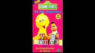Digitized opening to Sesame Street Do The Alphabet (UK VHS)