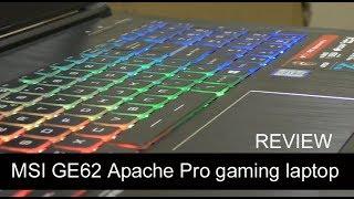 MSI GE62 Gaming Laptop review in Hindi plus gaming