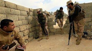 مبارزه با داعش در عراق در سال ۲۰۱۶ - review