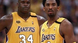 Lakers vs Mavs 2002 4th Quarter - Greatest Comeback In Laker History!