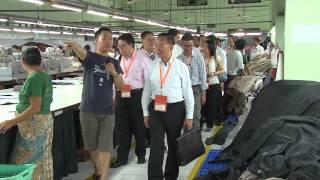 Building Ties: Hong Kong Mission Returns to Myanmar