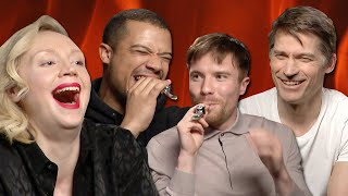 'Game of Thrones' Cast Play Theme Tune On A Kazoo In 'The BIG GOT Pub Quiz'   PopBuzz Meets