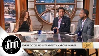 Where do the Boston Celtics stand with Marcus Smart? | The Jump | ESPN