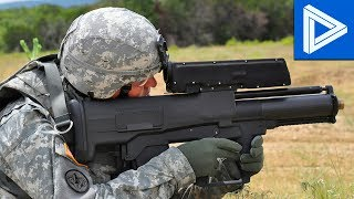 10 Military Weapons You