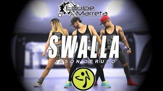 Swalla - Versão Zumba - Jason Derulo - Equipe Marreta (Jefin, Lucas e Camilla)