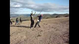 Bhaca Stick Fighting - iintonga - Kwa Bhaca - Mount Frere - eHlane - KwaNomgxabha