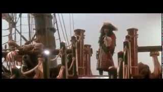 Hook - Escena Capitán Garfio