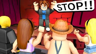 Making noobs EMBARRASSED in Roblox...