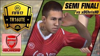 FIFA MOBILE #TR16UTE #07 SEMI FINAL KO ROUND VS XDCHRISD #FIFAMOBILE TRIBUTE SERIES