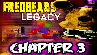 FNAF NOVEL | FREDBEARS LEGACY CHAPTER 3 | Five Nights at Freddy's Novel Reading
