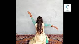 Prem Ratan Dhan Payo || Dance Performance By A Small Girl ||
