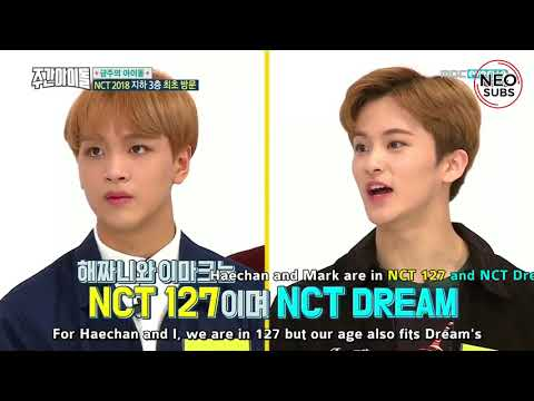 Xxx Mp4 NEOSUBS 180321 Weekly Idol With NCT 2018 3gp Sex
