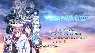 The Asterisk War Season 2 Trailer