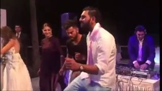 Virat kohli - Anushka sharma  Dancing In Yuvraj SIngh - Hazel Keech Wedding Watch Full Video