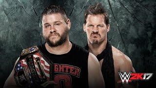 WWE PAYBACK 2017 Kevin Owens vs Chris Jericho