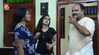 Aliyan Vs Aliyan | Location Fun| Amrita TV
