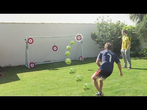 FOOTBALL FORFEITS VS MY BROTHER!!