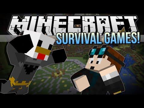 CHICKEN BATMAN! | Minecraft: Survival Games!