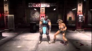 Mortal Kombat 9 - All Stage Fatalities HD