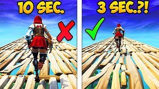*NEW TRICK* HOW TO RUN FASTER! - Fortnite Funny Fails and WTF Moments! #347
