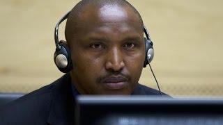 Bosco Ntaganda on Trial for War Crimes