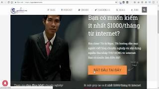 Hướng dẫn kiếm tiền với Civi - Mạng tiếp thị liên kết Việt Nam