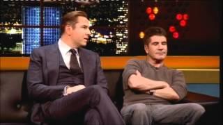 Simon Cowell & David Walliams On The Jonathan Ross Show 24.3.2012