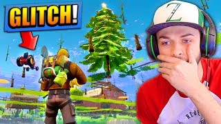 GAME-BREAKING GLITCH in Fortnite: Battle Royale! (UNDER THE MAP)