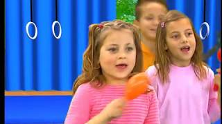 Zouzounia feat. Anna Rose & Amanda - Head And Shoulder, Knees and Toes   Nursery Rhymes & Kids Songs