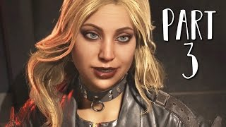 INJUSTICE 2 Walkthrough Gameplay Part 3 - Black Canary (Story Mode)