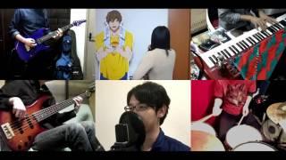 [HD]Koutetsujou no Kabaneri OP [KABANERI OF THE IRON FORTRESS] Band cover