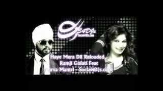 Haye Mera Dil Reloaded   Ramji Gulati   Ft. Purva Mantri    mymp3album