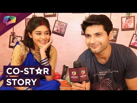 Eisha Singh and Mishal Raheja,The Co-Star Story!