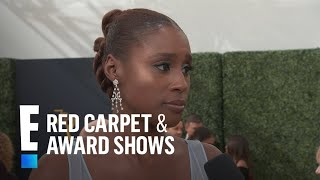 Issa Rae Shares Advice For Young Ambitious Women at 2018 Emmys | E! Red Carpet & Award Shows